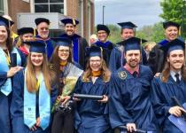 2018 ETSU Geoscience Department Graduates