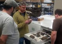 Exploring turtles in the GFS collections
