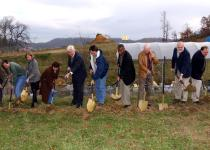 Breaking ground at the Gray Fossil Site
