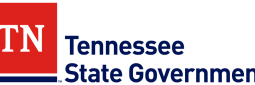 TN State Government logo