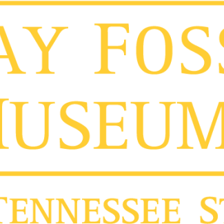 ETSU Gray Fossil Site and Museum logo